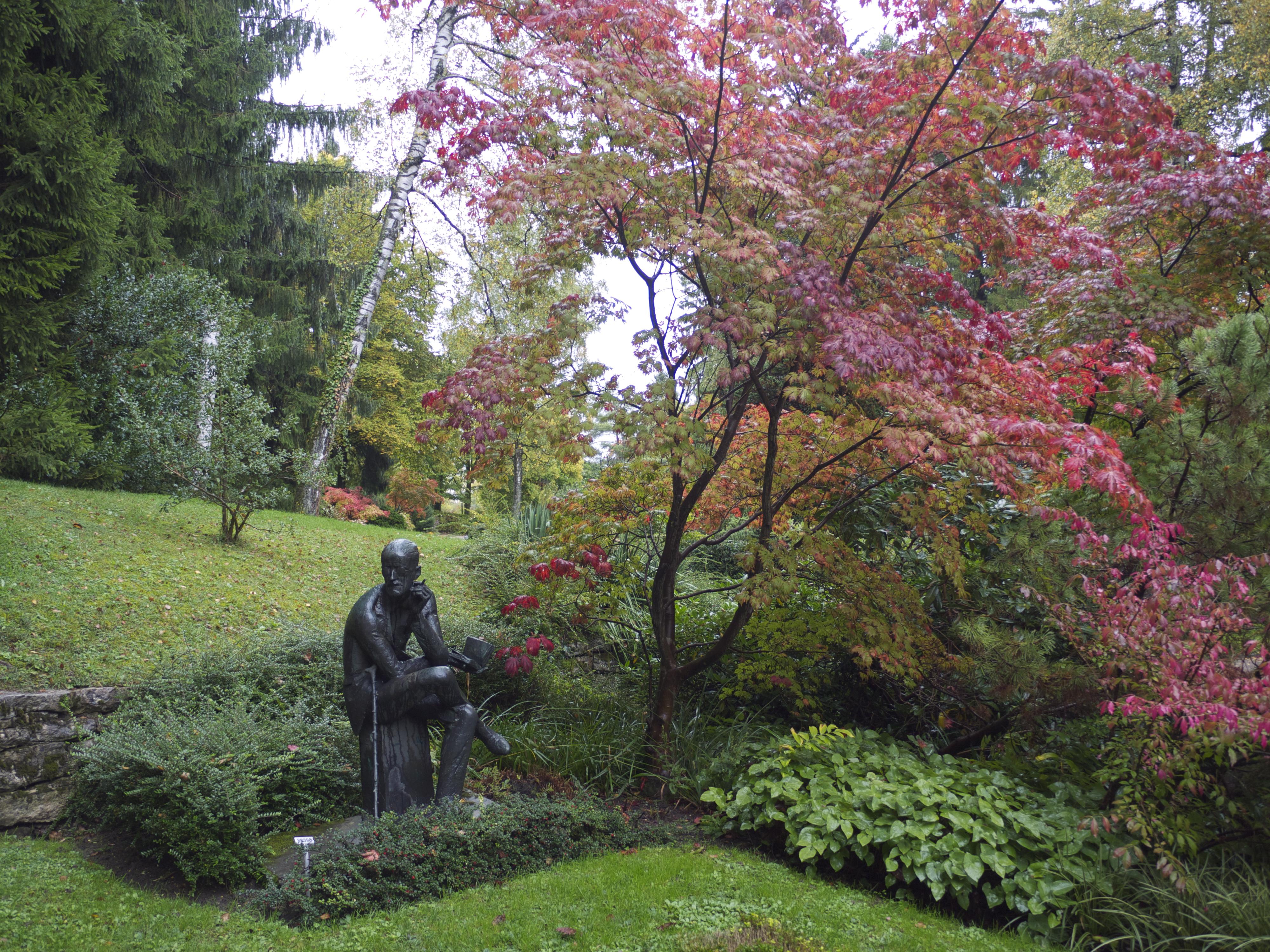 James Joyce grave